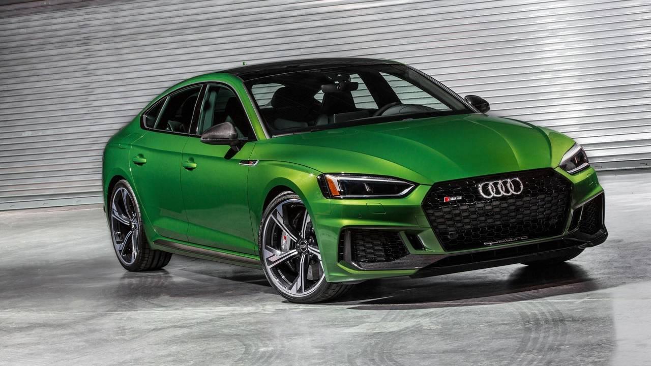 Audi RS 5 Sportback 2018