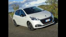Peugeot 208 BlueHDi 120, test di consumo reale Roma-Forlì 023