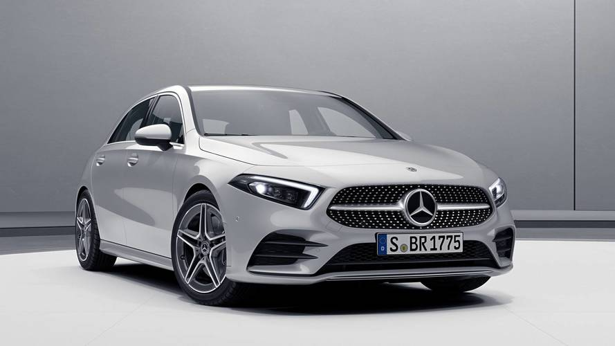 Mercedes Now Taking Orders For New A-Class In Europe