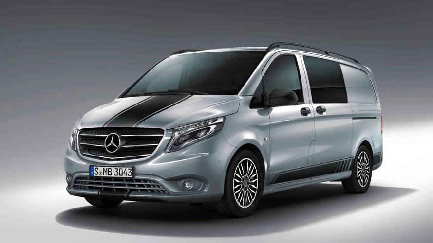 The Mercedes Vito Sport Line Isn't The AMG Van Of Your Dreams