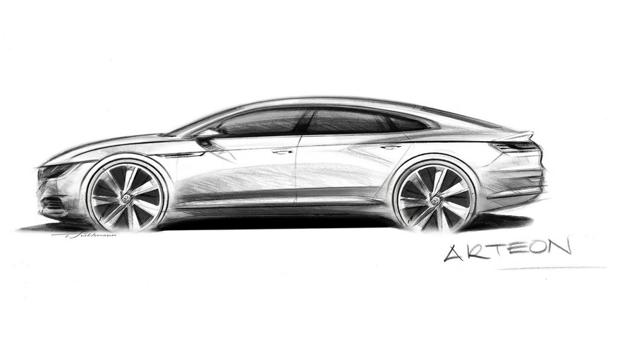 Volkswagen CC'nin takipçisi Arteon