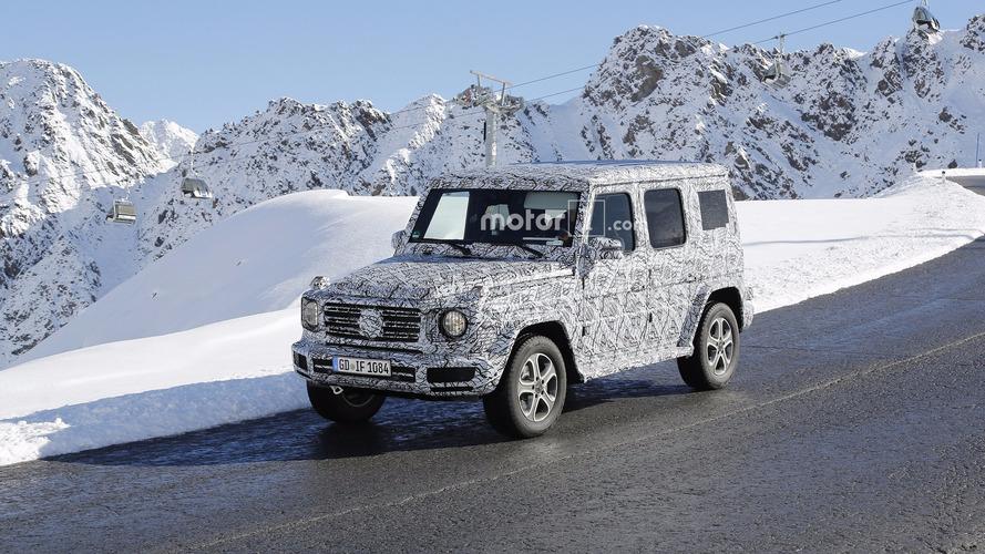 Mercedes Classe G 2018 - L'habit ne fait pas le moine