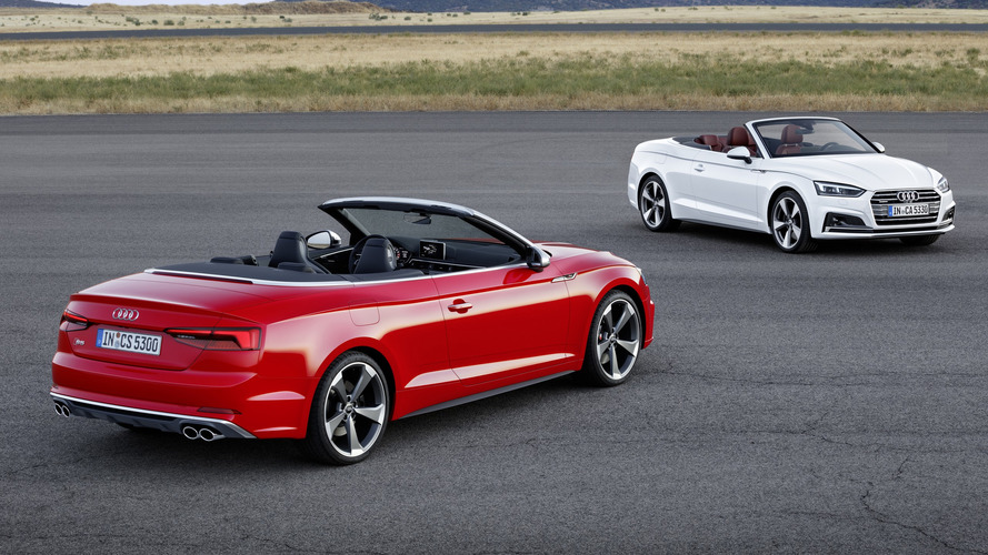 Audi TT, A5 Convertibles Could Be Replaced By A3-Based A4 Cabrio