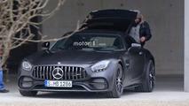 Mercedes-AMG GT C Coupe Edition 50 casus fotoğrafları
