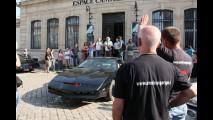 Le auto del cinema al raduno di Saint Dizier