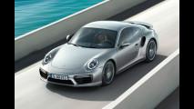 Nuova Porsche 911 Turbo Coupé