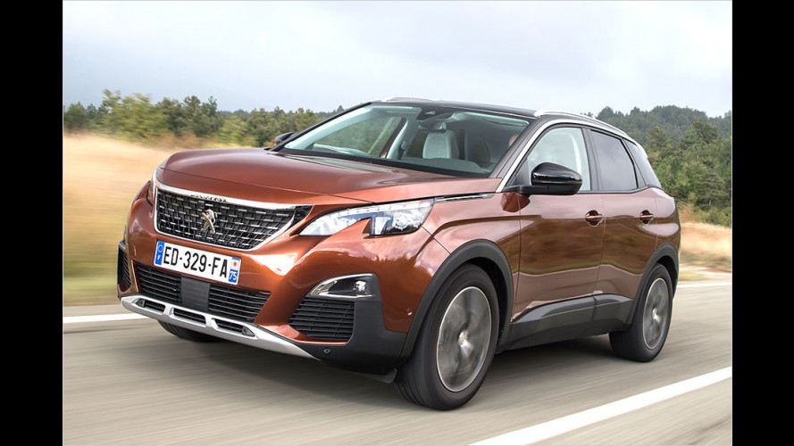 Test Peugeot 3008: Premium-SUV ohne Premium-Preisaufschlag