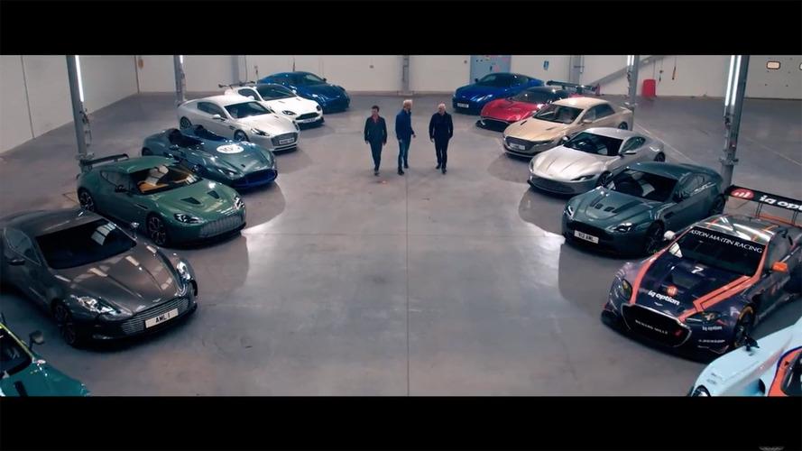 Aston Martin, Galler fabrikasını
