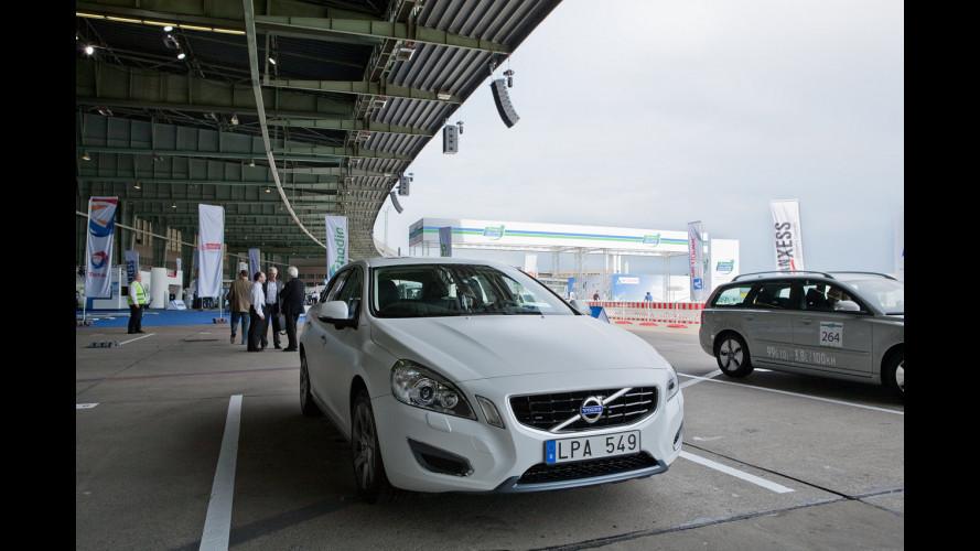 La Volvo V60 Plug-In Hybrid sarà in vendita l'anno prossimo