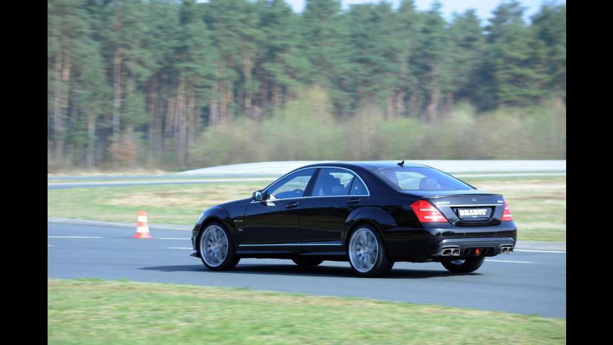 Brabus Mercedes Classe S