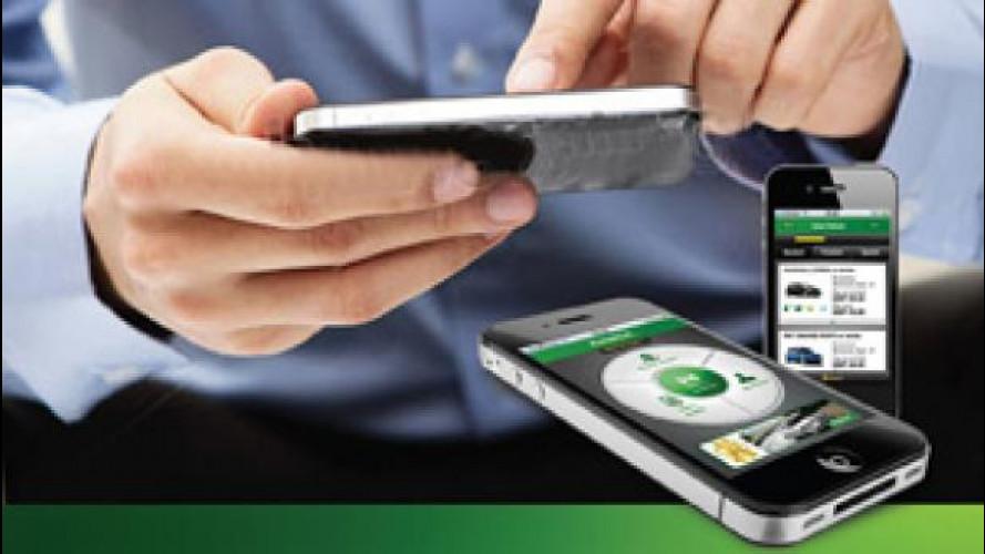 Europcar rinnova l'app per il noleggio auto