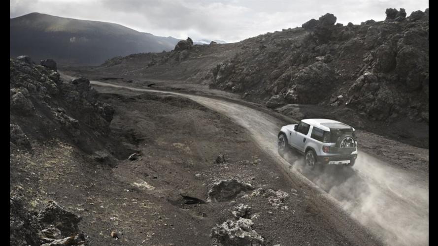 Land Rover DC100 Sport