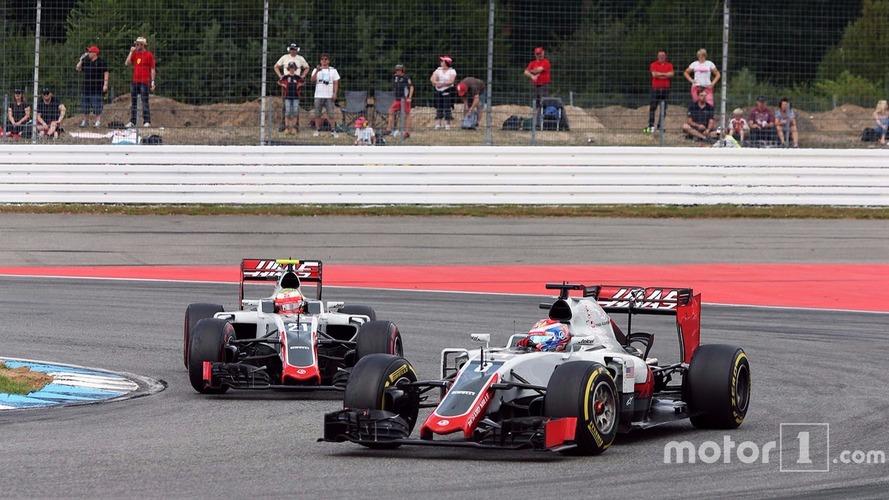 F1 : Pas d'empressement pour l'annonce des pilotes Haas
