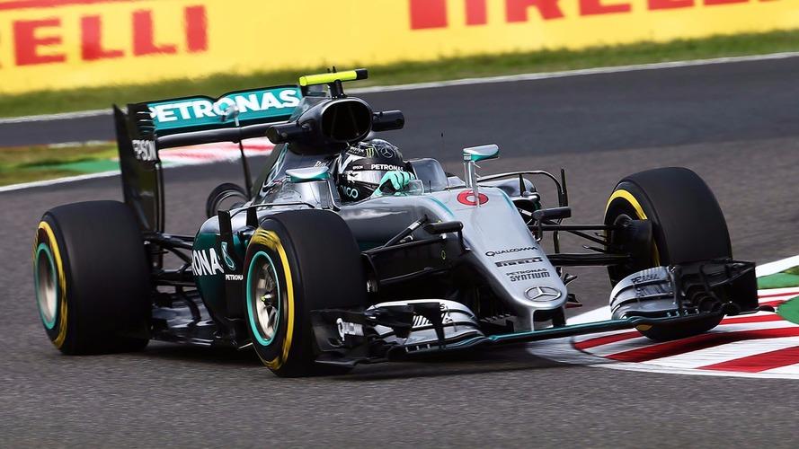 Formule 1 - Mercedes et Rosberg devant, Ferrari et Red Bull à l'affut