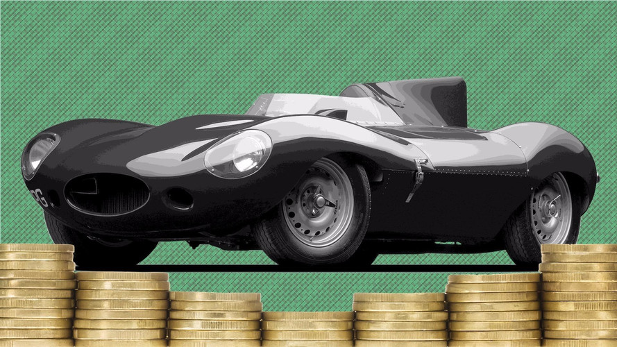 Les 10 voitures les plus chères au monde !