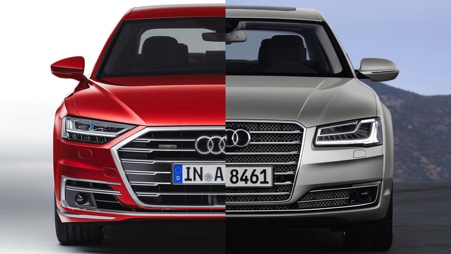 2018 Audi A8: Eski nesle göre ne var, ne yok?