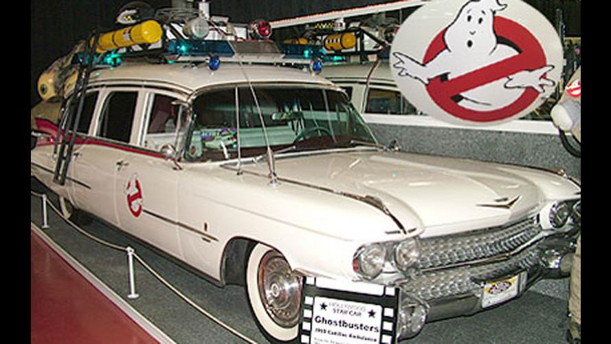 In vendita la ECTO1 dei Ghostbusters!
