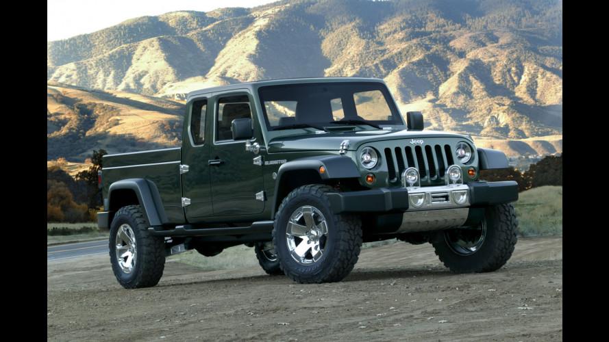 Chrysler: in preparazione due pick-up