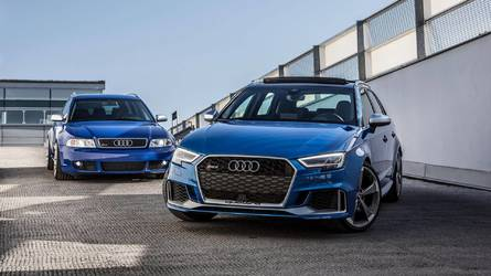 Rs4 Avant News And Opinion Motor1 Com