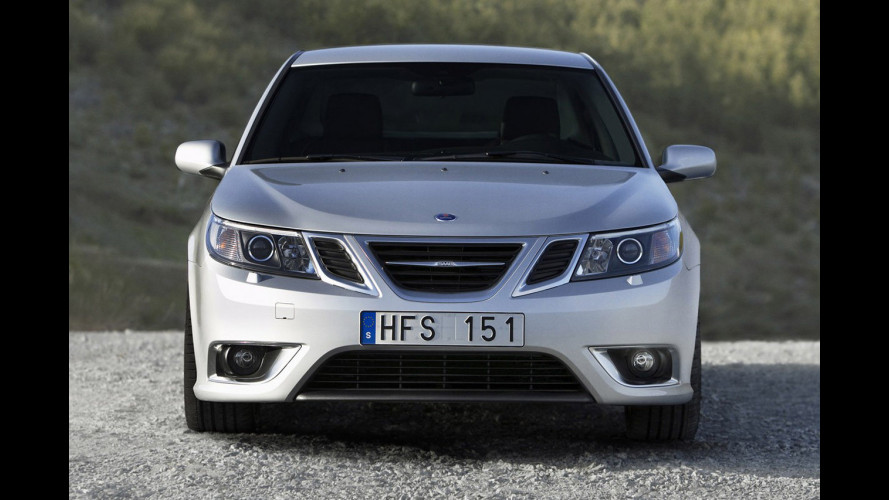 Saab 9-3 restyling preview