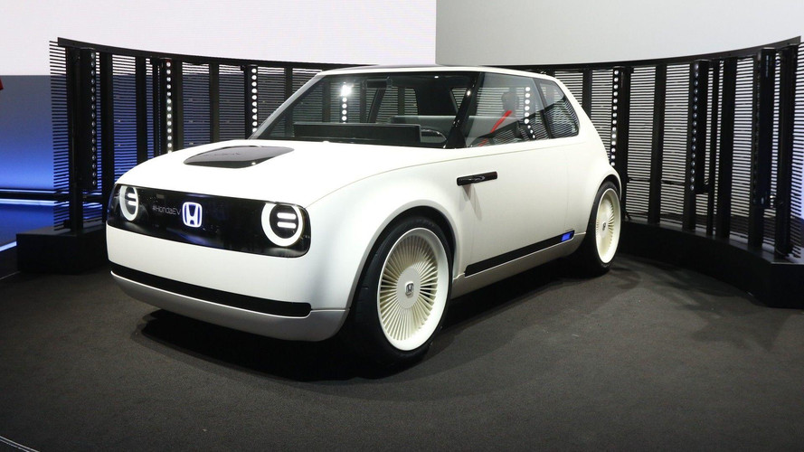 Genève 2018 - La Honda Urban EV débarque dès 2019