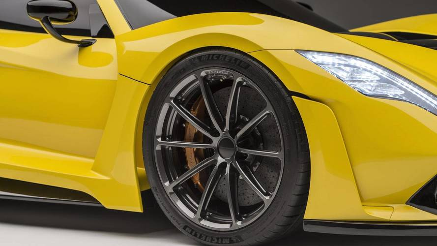 Michelin Says It's Working On A Tire Capable Of 300 MPH