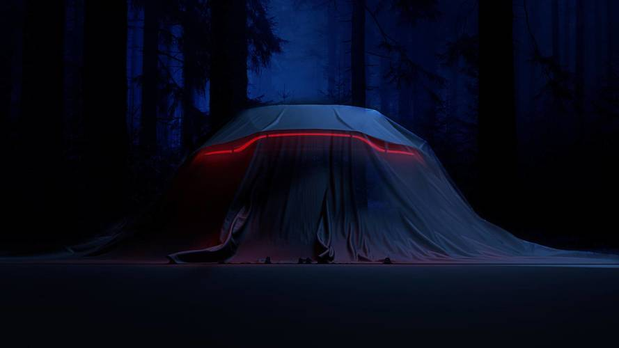 Aston Martin Teases Us With Sheet-Covered Vantage