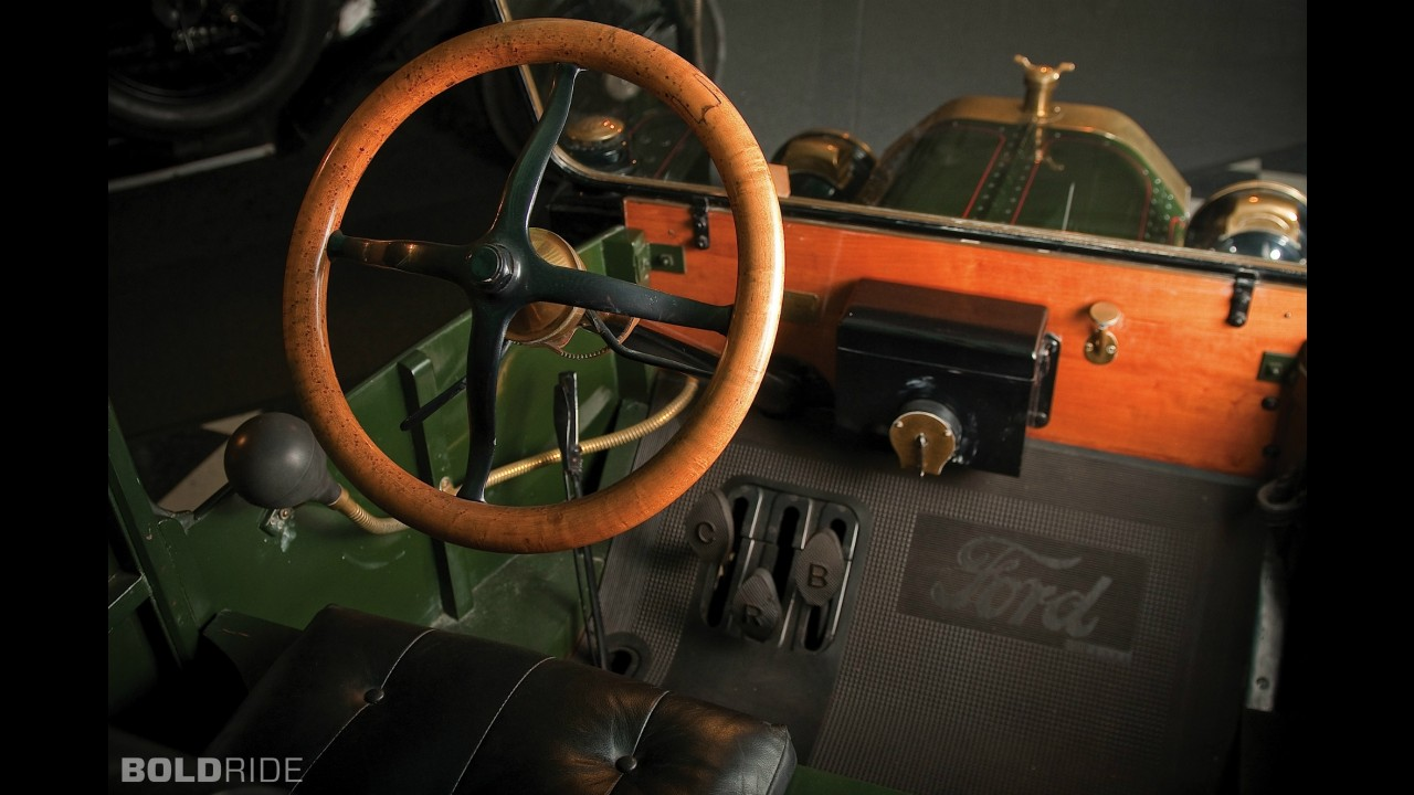 Ford Model T Mail Truck