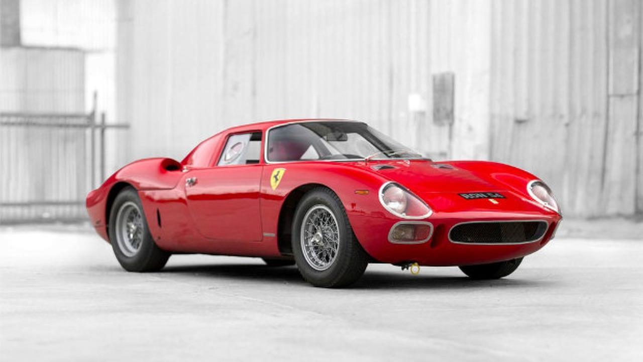 10. Ferrari 250 LM