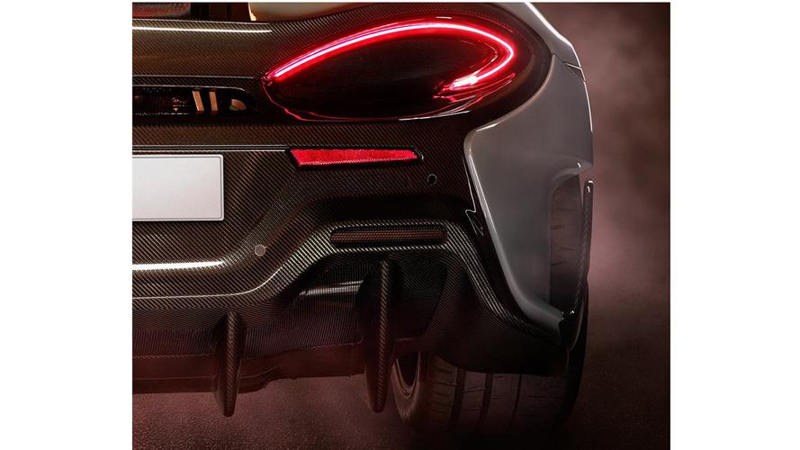 McLaren'in yeni teaser'ı, daha performanslı bir 570LT'yi işaret ediyor olabilir