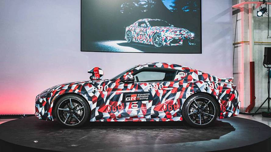 Toyota Supra - generációk találkozója