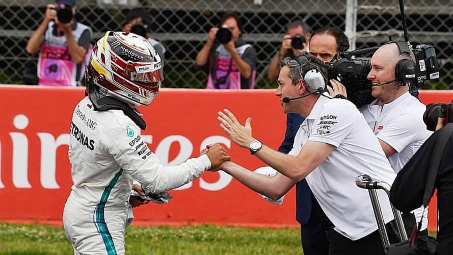 Hamilton faz a pole no GP de Silverstone de Fórmula 1 - Veja o grid de largada