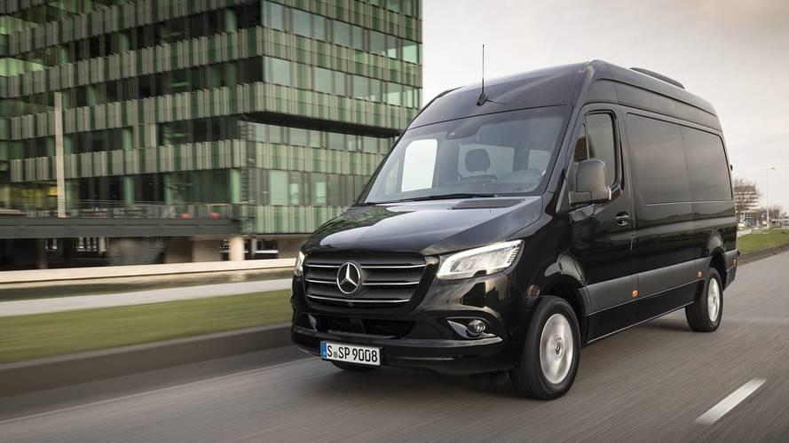 2019 Mercedes-Benz Sprinter İlk Sürüş: İyi özellikler