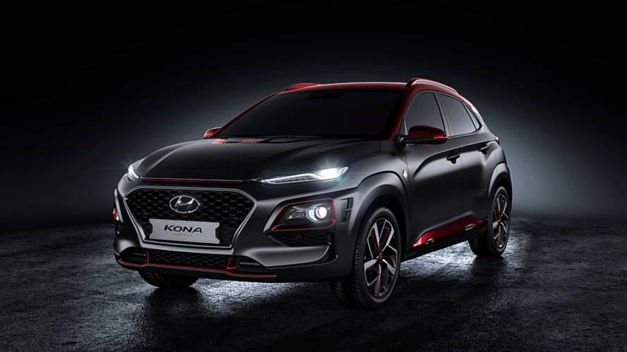 Hyundai Kona сделали в стиле Железного человека