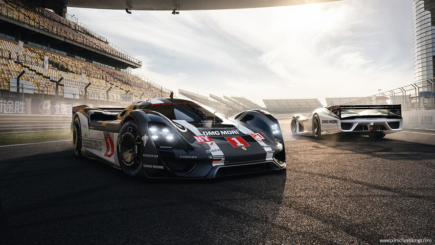 Porsche 908 Long Tail Race Car Superbly Brought Back To Life
