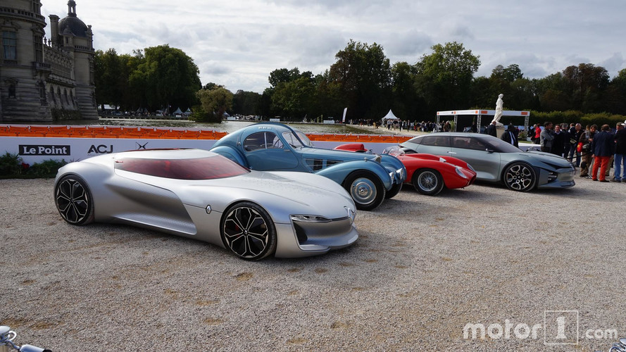 Chantilly Arts & Élégance Richard Mille – L'édition 2017 en images