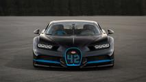 Juan Pablo Montoya and the Bugatti Chiron