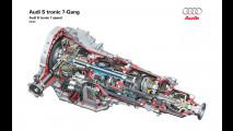 Audi: cambio S Tronic a 7 marce