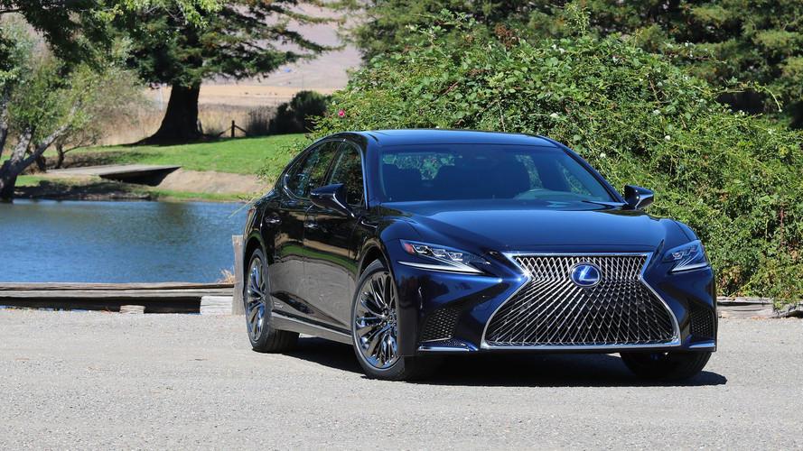 2018 Lexus LS 500h: İnceleme