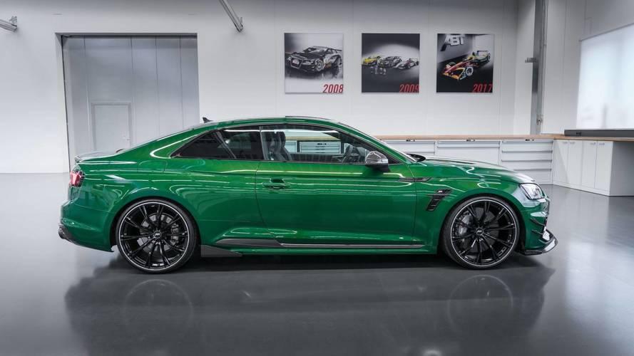 ABT imzalı Audi RS5-R süper otomobil fuarıyla Cenevre yolcusu