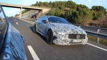 Mercedes-Benz AMG GT Coupe Teaser