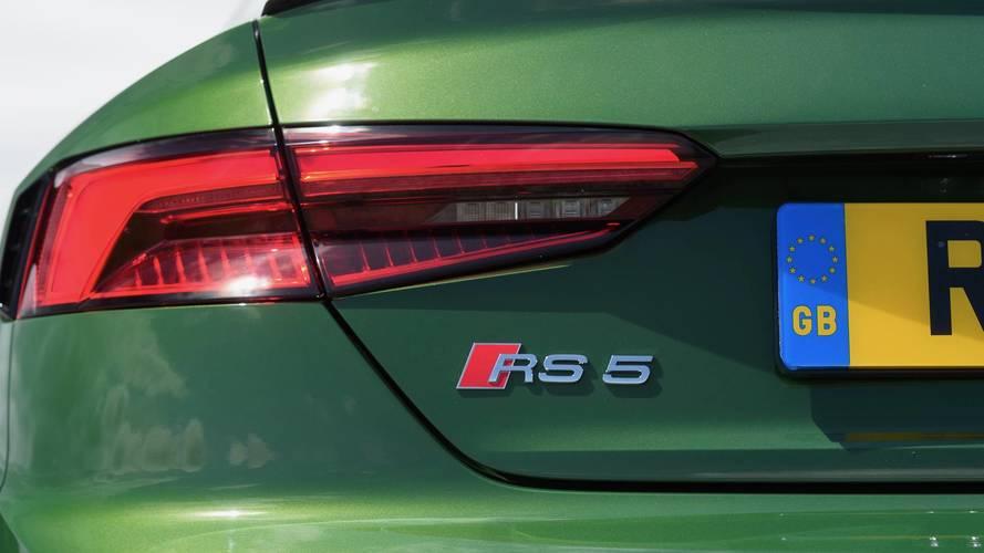2017 Audi RS5 full review