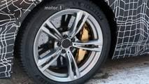 Yakıt Alırken Görüntülenen Kamuflajlı BMW M8 Coupe