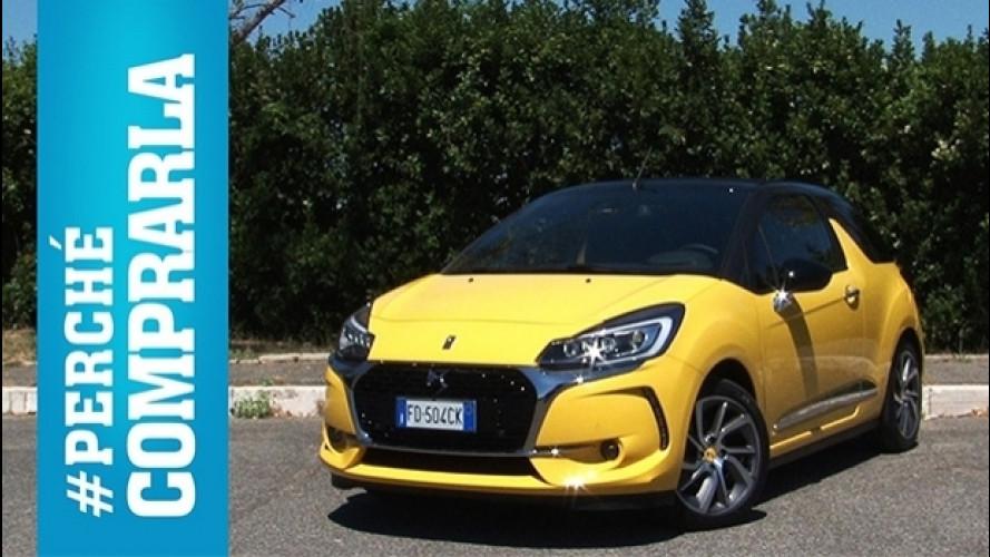 DS3 Cabrio, perché comprarla… e perché no [VIDEO]
