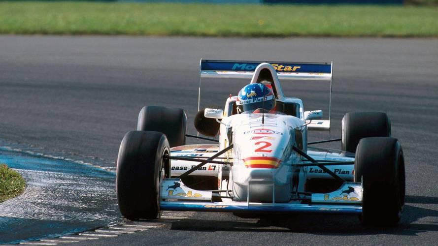 Todos los coches de Fernando Alonso