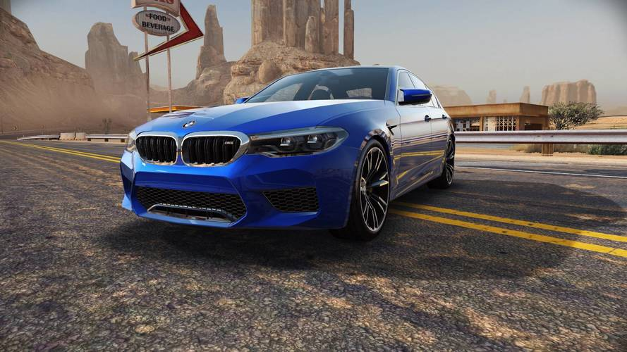 Race The BMW M5 From Your Smartphone In Need For Speed No Limits