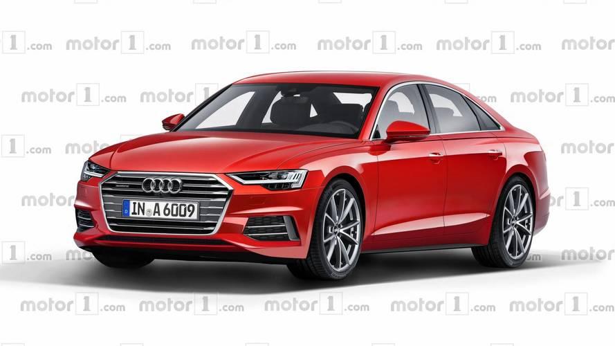 Design - La nouvelle Audi A6 devrait ressembler à ça