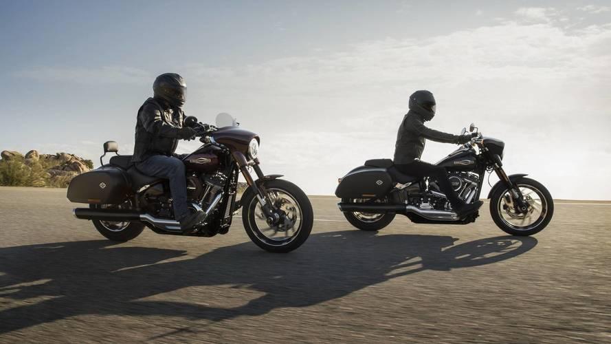 Nueva Harley-Davidson Sport Glide, la custom polivalente