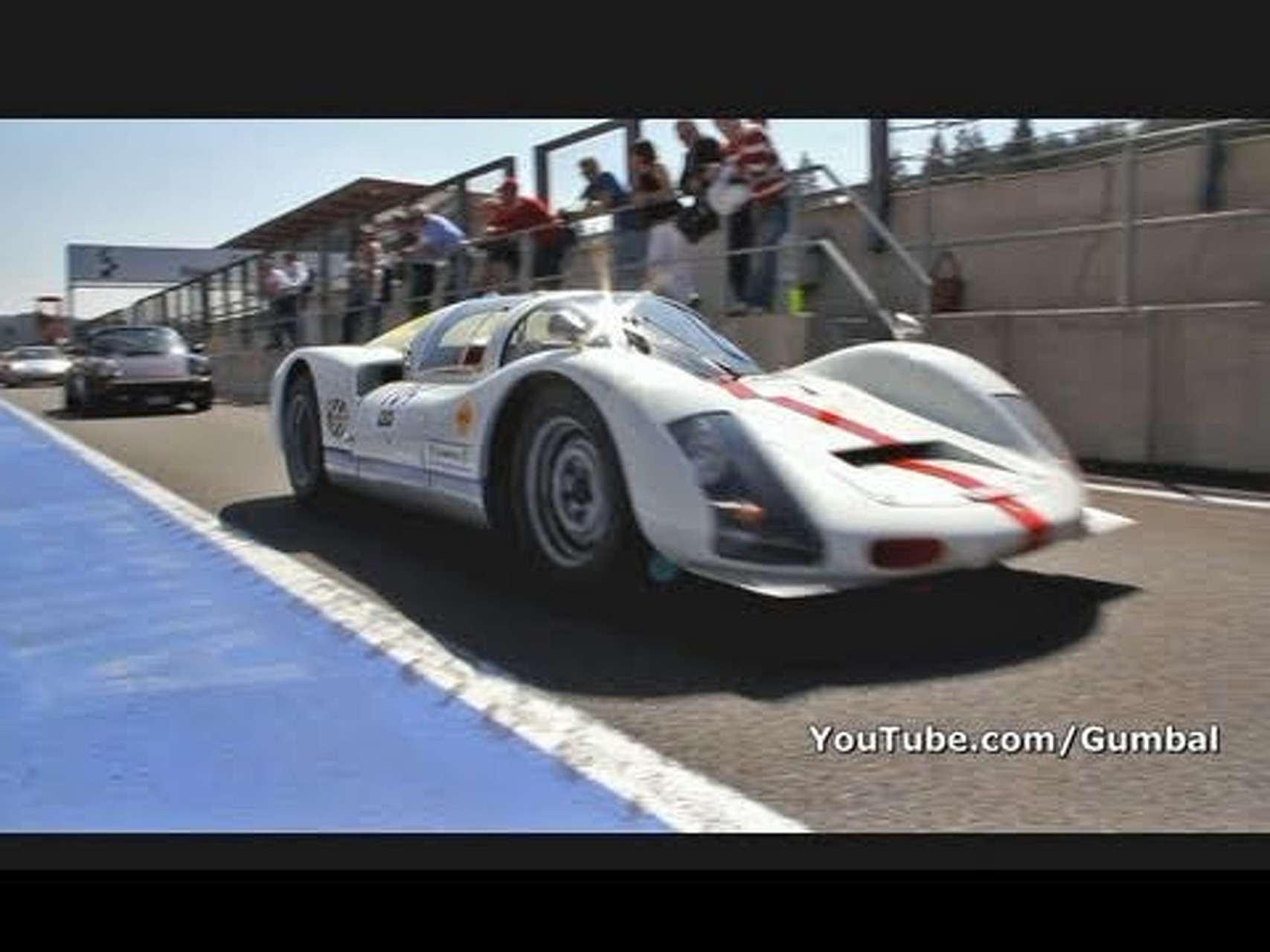Porsche 906 Carrera 6 brutal sound!! 1/50 ever made!! 1080p HD