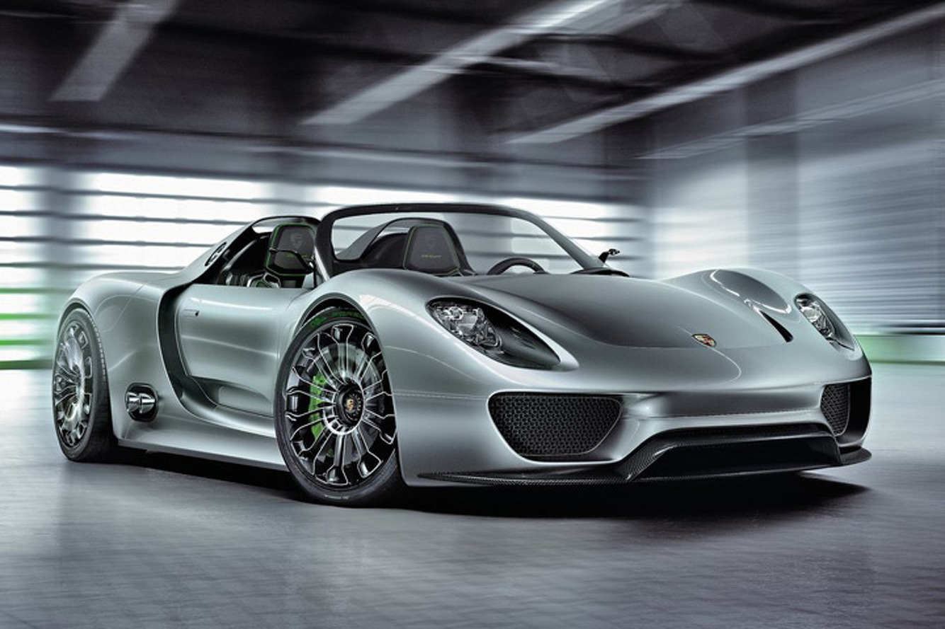 Porsche Developing a Flat-Eight Supercar to Rival the 458